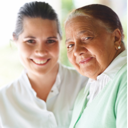 home health caregiver